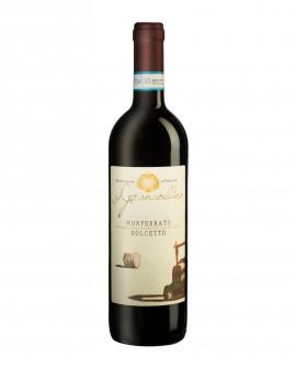 Monferrato Dolcetto - vino rosso - 0.75 lt - Cantina GranCollina