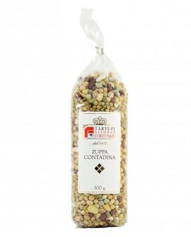 Zuppa contadina in confezioni da 500 g - Tartufi Alfonso Fortunati