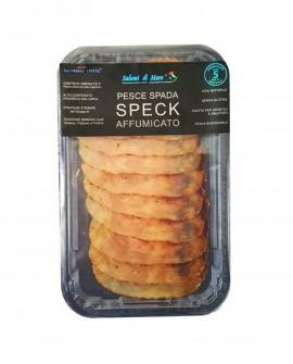 Affettato Pesce Spada speck affumicato - skin 50g - scadenza 33gg - Salumi di Mare