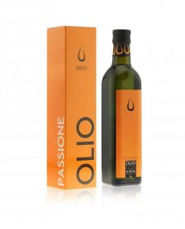 Passione, Olio Extravergine di Oliva Italiano 0,5 L Frantoio San Felice del Benaco