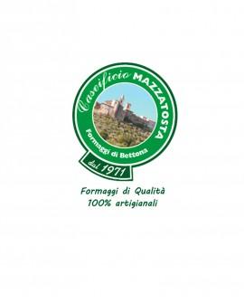 Pecorino al latte crudo - ovino 3,6-3,8 Kg - stagionatura 60 giorni - Caseificio Mazzatosta