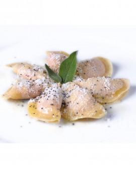 Casunziei ricotta spinaci - 1 kg - pasta surgelata - CasadiPasta