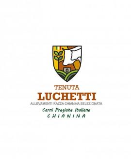 Tronchetto di Porchetta cotto 5 Kg. S.V. - Tenuta Luchetti