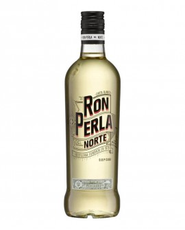 Rum bianco PERLA DEL NORTE Rhum - RON BLANCO - 700ml - Alc.40% vol.