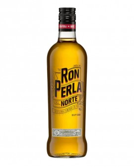 Rum oro PERLA DEL NORTE Rhum - RON CARTA ORO - 700ml - Alc.40% vol.