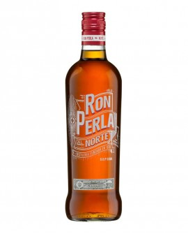 Rum invecchiato PERLA DEL NORTE Rhum - RON ANEJO - 700ml - Alc.40% vol.