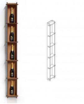 Espositori Flim 1 - Nardi Mobili in Cartone