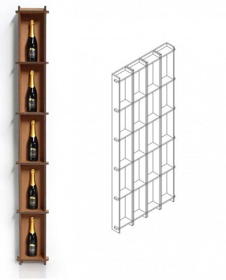 Espositori Flim 4 - Nardi Mobili in Cartone