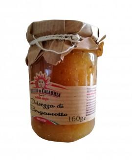 Marmellata di Bergamotto DOP e BIO - 160 g - Delizie di Calabria