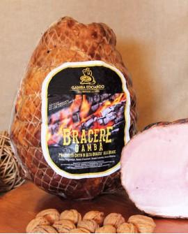 Prosciutto cotto Bracere Gamba 6kg - Salumificio Gamba Edoardo