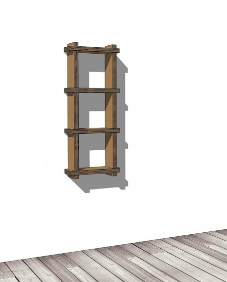 Librerie Sea 31 - Nardi Mobili in Cartone