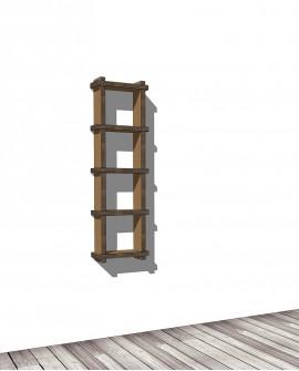 Librerie Sea 41 - Nardi Mobili in Cartone