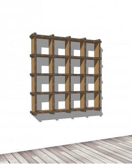 Librerie Sea 44 - Nardi Mobili in Cartone
