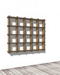 Librerie Sea 45 - Nardi Mobili in Cartone