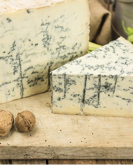 Alpiblu gorgonzola Dop piccante 1.4Kg stagionatura 90gg - Gildo Formaggi