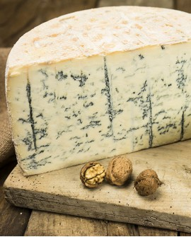 Alpiblu gorgonzola Dop piccante 2,8Kg stagionatura 90gg - Gildo Formaggi