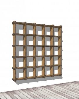 Librerie Sea 55 - Nardi Mobili in Cartone