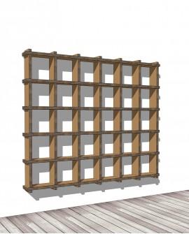 Librerie Sea 56 - Nardi Mobili in Cartone