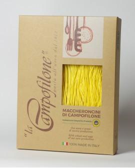 Maccheroncini di Campofilone IGP all'uovo 250g - La Campofilone
