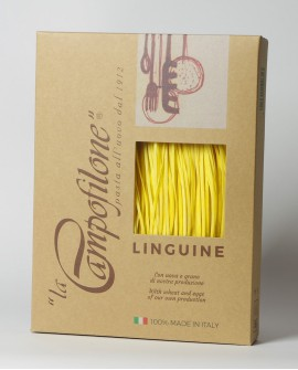 Linguine all'uovo 250g - La Campofilone