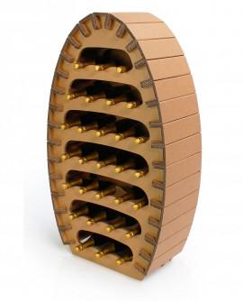 Portabottiglie Tos - Nardi Mobili in Cartone