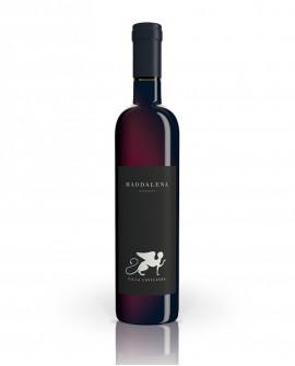 Rosso Aleatico Passito MADDALENA - IGT Lazio Rosso Aleatico - vino Biologico 0,50 lt - Cantina Villa Caviciana