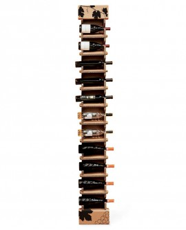 Portabottiglie Upia 03 - Nardi Mobili in Cartone