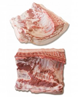 Tronchetto con osso Mangalitza - suino carne fresca - intero 13-13.5 Kg - Macelleria Villa Caviciana