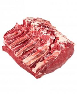 Entrecôte Fassona Piemontese di costata senza osso - bovino carne fresca - porzionato 1Kg - Macelleria GranCollin
