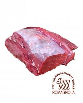 Filetto di Romagnola IGP sottovuoto - 3,5 Kg - frollatura 7gg - Macelleria Carni IGP Certificate