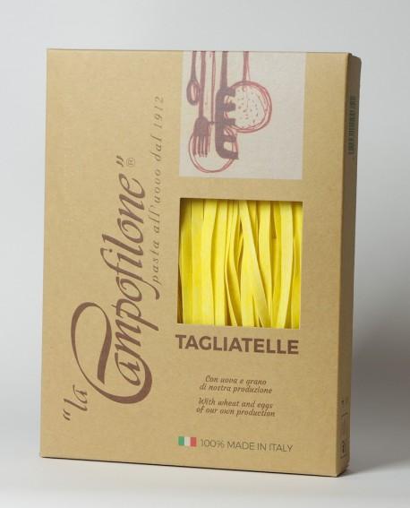 Tagliatelle all'uovo 250g - La Campofilone