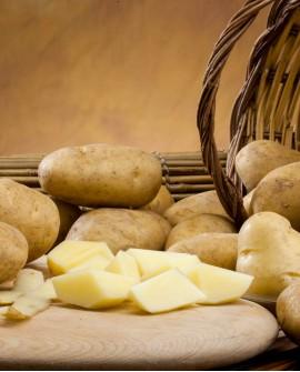 Patata gialla dei Colli Viterbesi - sacco rete 5Kg - Perle della Tuscia