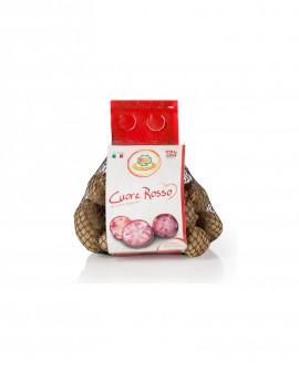 Patata Cuore Rosso - rete girsac 1Kg - Perle della Tuscia