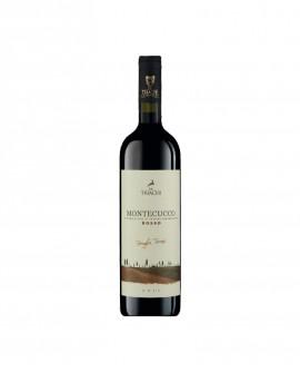 Montecucco Rosso DOC - 750 ml - Cantina DE TRIACHI