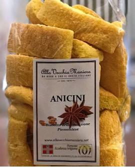 ANICINI - 250g - Pasticceria Alla Vecchia Maniera