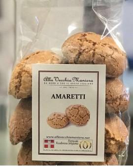 AMARETTI - 150g - Pasticceria Alla Vecchia Maniera