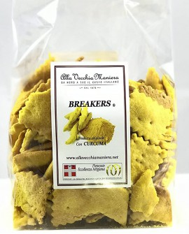 BREAKERS® Curcuma - 180g - Pasticceria Alla Vecchia Maniera