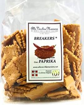 BREAKERS® Paprika - 180g - Pasticceria Alla Vecchia Maniera