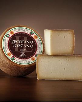 Il Pecorino Toscano DOP p.s.d. Gran Rriserva 2,5 kg Caseificio Busti