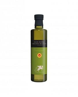 Olio extra vergine d'oliva DOP TUSCIA Biologico varietà CANINESE - bottiglia 250 ml - Olio Tuscia Villa Caviciana