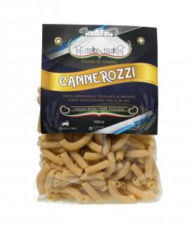 Cannerozzi artigianali 500g - pasta di semola di grano duro italiano trafilata al bronzo - Pastificio il Mulino di Puglia