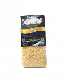 Astri artigianali 500g - pasta di semola di grano duro italiano trafilata al bronzo - Pastificio il Mulino di Puglia