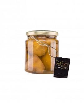 Cuore di carciofo della Nonna in olio extravergine di oliva - vaso 314 ml - Agricola Fusillo