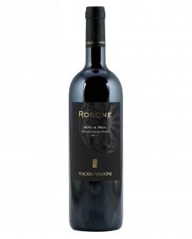 Rosone IGP nero di troia, vino rosso con breve passaggio in barrique - bottiglia 0,75 lt - Cantina Vini Placido Volpone