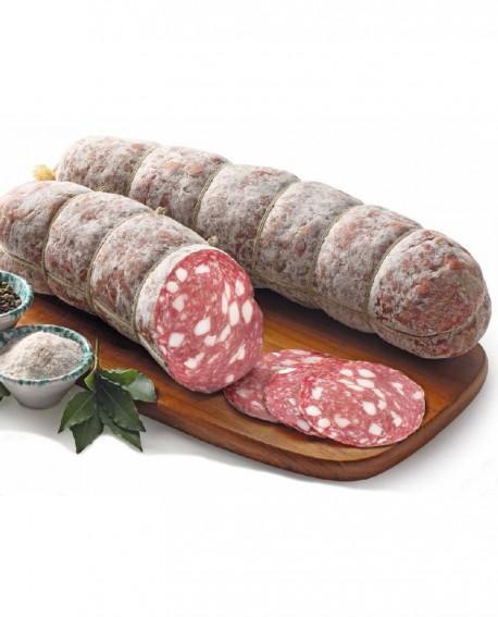Salame toscano filiera intero 5 kg - Stagionatura 10 mesi - Salumeria di Monte San Savino