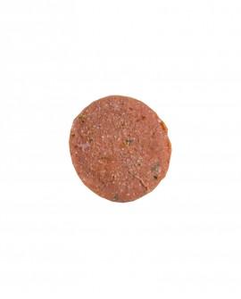 Fish Burger di Tonno Pinna Gialla 100g - Congelato - 3Kg cartone sfusi 30 pezzi - scadenza 12 mesi - Pescheria Marevivo Castro