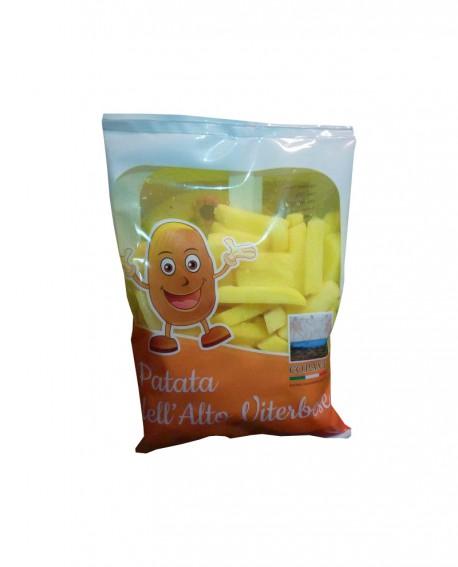 Patata a Stick dell'Alto Viterbese - fresca in ATM - busta 2kg - scadenza 10 giorni - Copavit