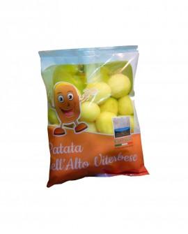 Patata a Tondello dell'Alto Viterbese - fresca in ATM - busta 2kg - scadenza 10 giorni - Copavit