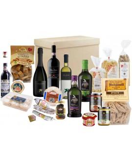 Scatola regalo Sapori della Tradizione - n.21 specialità gastronomiche - Gustox Confezioni
