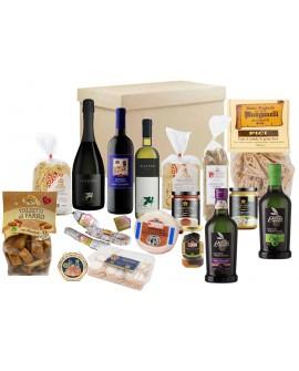 Scatola regalo Sapori della Tradizione - n.19 specialità gastronomiche - Gustox Confezioni